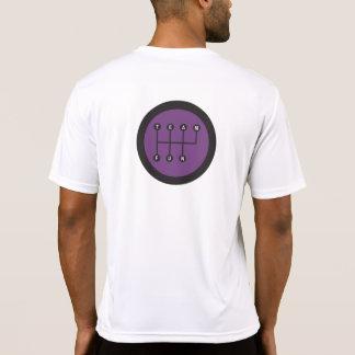 Camiseta Crachá do voleibol do divertimento da equipe &
