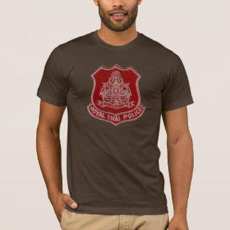 Camiseta Crachá tailandês da polícia