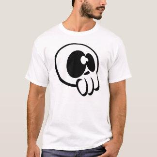 Camiseta Crânio 2 dos desenhos animados