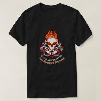 Camiseta Crânio celta da obscuridade do explorador da