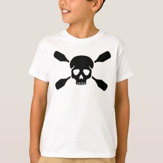 Camiseta Crânio cruzado das pás