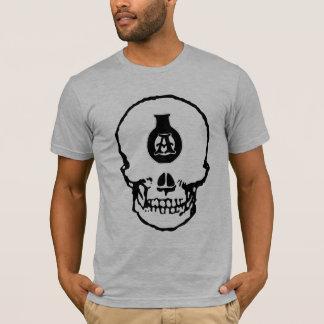 Camiseta Crânio da alquimia