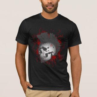 Camiseta Crânio da anarquia de Mohawkin