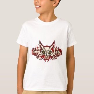 Camiseta Crânio das mortes