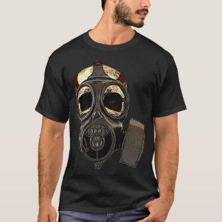 Camiseta Crânio de Gasmask