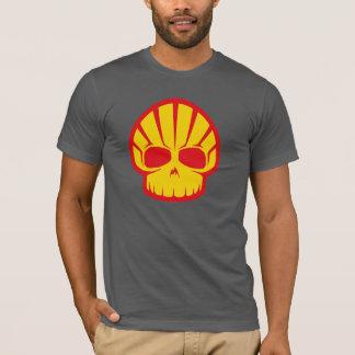 Camiseta Crânio de Shell