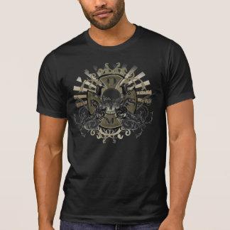 Camiseta Crânio destruído OSMR T