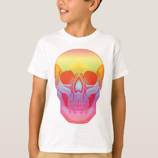 Camiseta Crânio do espectro