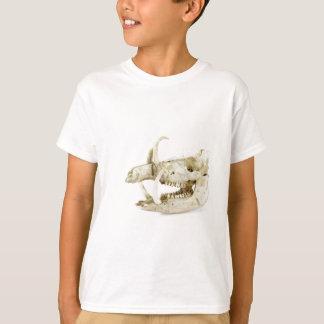 Camiseta Crânio do javali