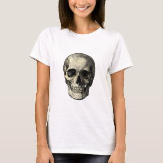 Camiseta Crânio do jornal