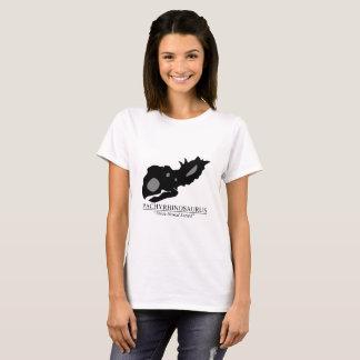 Camiseta Crânio do Pachyrhinosaurus