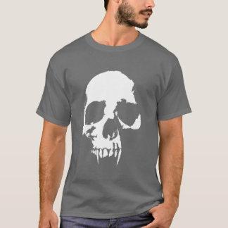 Camiseta Crânio do vampiro