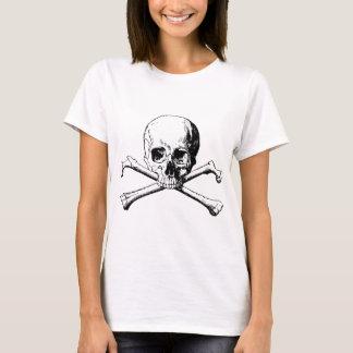 Camiseta Crânio dos Crossbones