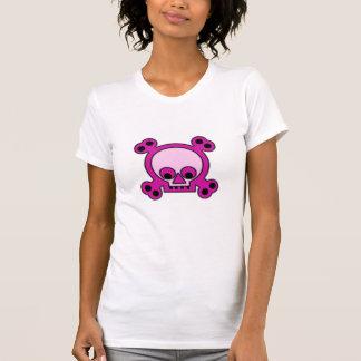 Camiseta Crânio e t-shirt de Bonez