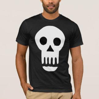Camiseta Crânio impressionante