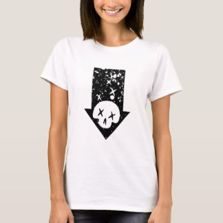 Camiseta Crânio inoperante
