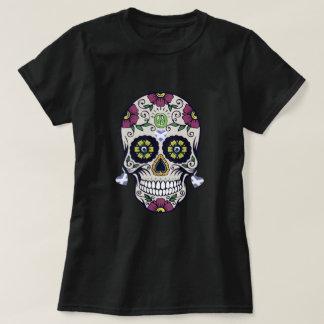 Camiseta Crânio mexicano da independência escocesa para a