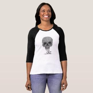 Camiseta Crânio sujo