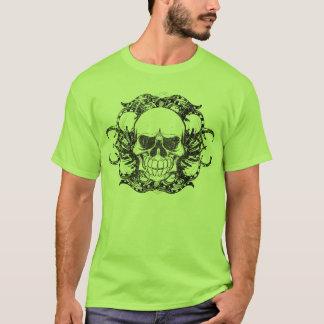 Camiseta Crânio tribal urbano