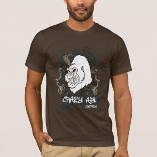 Camiseta crazyapeclothing1