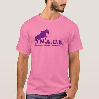 Camiseta Crentes do unicórnio de N.A.U.B
