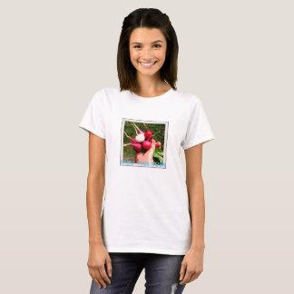 Camiseta Cresça seu próprio t-shirt