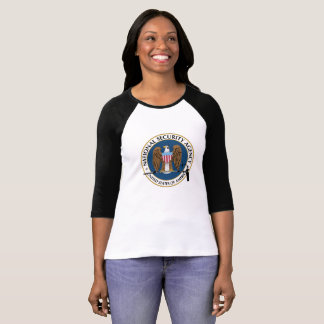 Camiseta Crescimento do NSA