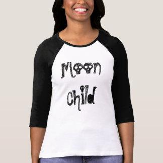 Camiseta Criança de lua