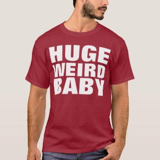 Camiseta criança enorme