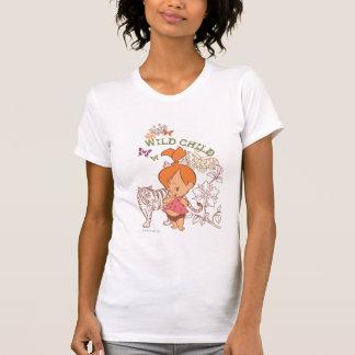 Camiseta Criança selvagem de PEBBLES™