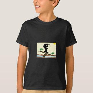"""Camiseta Crianças de amores do """"Woodman"""""""