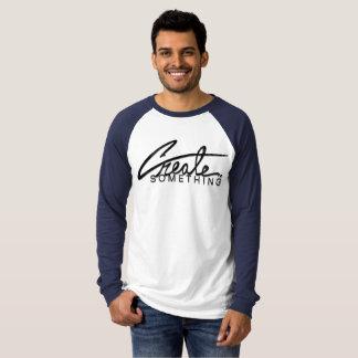 Camiseta Criar algo