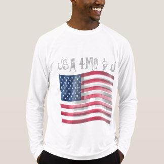 Camiseta Criar seus próprios EUA para mim e você