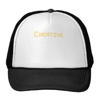 Camiseta criativa boné