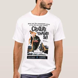 """Camiseta """"Criatura t-shirt do mar assombrado"""""""