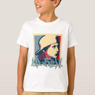 Camiseta Crime da arte de Oldschool do vintage de Hiphop do