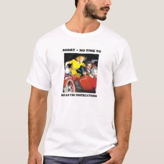 Camiseta CRIME da MOTOCICLETA do Tshirt do design