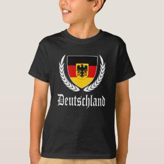 Camiseta Crista da alemanha