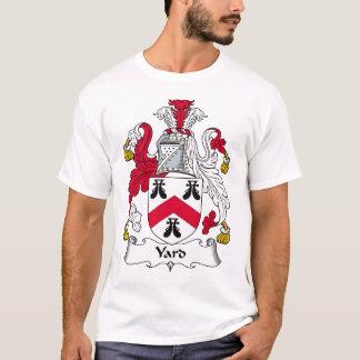 Camiseta Crista da família da jarda