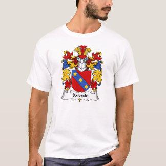 Camiseta Crista da família de Bajerski