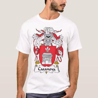 Camiseta Crista da família de Casanova