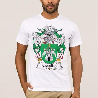 Camiseta Crista da família de Castilho