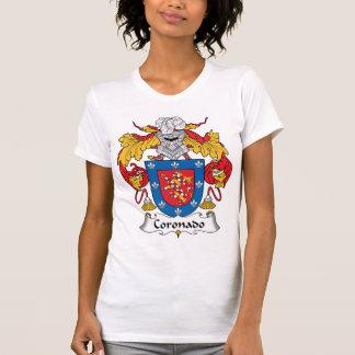 Camiseta Crista da família de Coronado