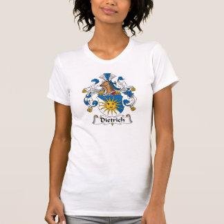 Camiseta Crista da família de Dietrich