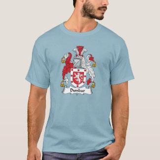 Camiseta Crista da família de Dunbar