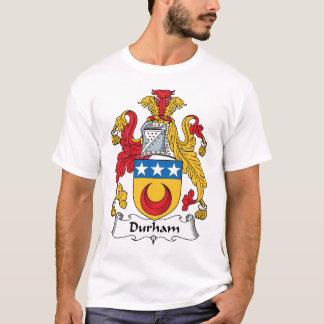 Camiseta Crista da família de Durham