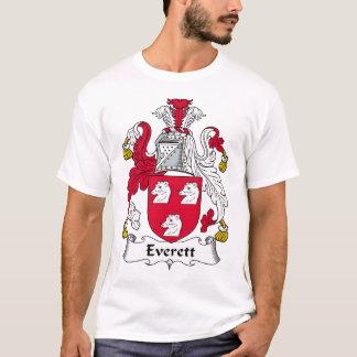 Camiseta Crista da família de Everett