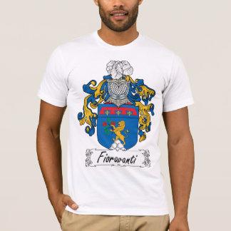 Camiseta Crista da família de Fioravanti