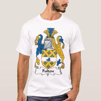 Camiseta Crista da família de Fulton