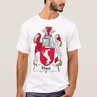 Camiseta Crista da família de Hase